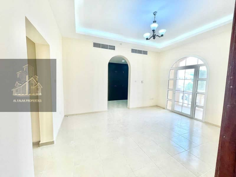 Awesome luxury huge 1 bed apt with amazing balcony in al Nahyan