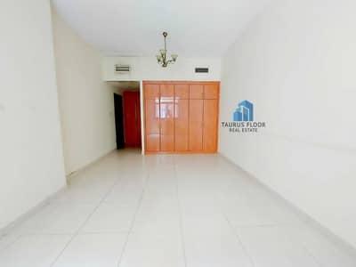 فلیٹ 1 غرفة نوم للايجار في النهدة، دبي - مقابل NMC ، مبرد مجاني لمدة شهر مجاني. إغلاق مرافق المطبخ شرفة خزانة الملابس.
