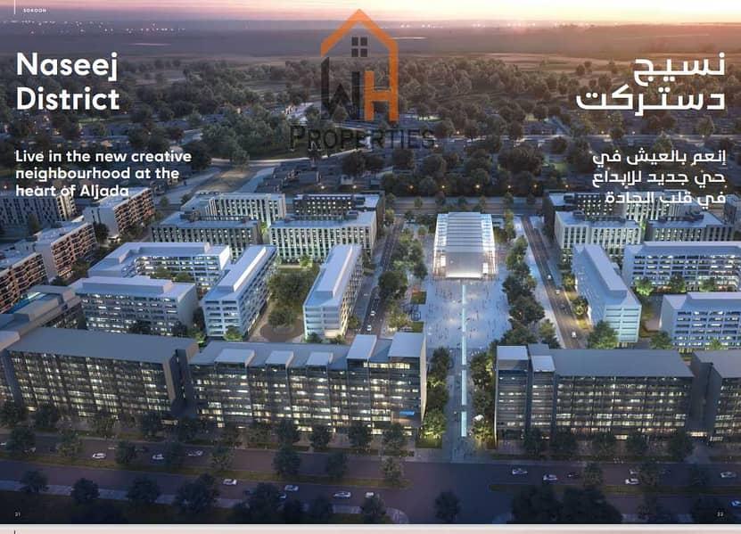 شقة في سكون حي نسيج الجادة 1 غرف 569999 درهم - 5387234