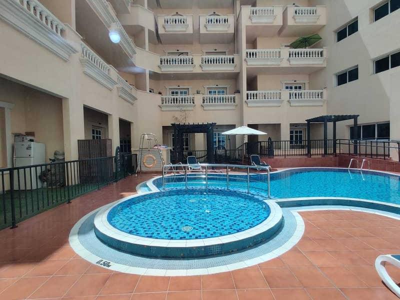 شقة في الصيف سيزونز كوميونيتي قرية جميرا الدائرية 2 غرف 600000 درهم - 5387265
