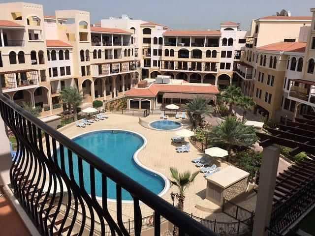شقة في فورتوناتو قرية جميرا الدائرية 1 غرف 720000 درهم - 5387269