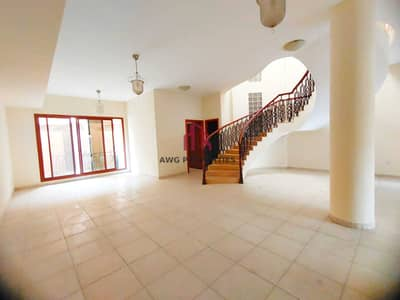 فیلا 4 غرف نوم للايجار في القرهود، دبي - 2 months fee! huge villa ! dubai style! free maintenance!