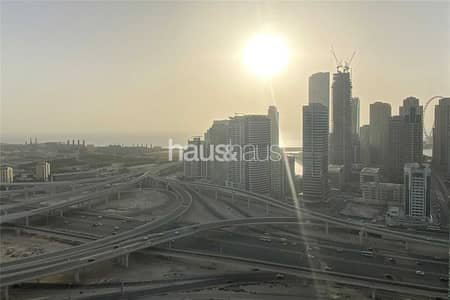 1 Bedroom Flat for Sale in Jumeirah Lake Towers (JLT), Dubai - 1 Bedroom | Sunset Views | High Floor | Balcony