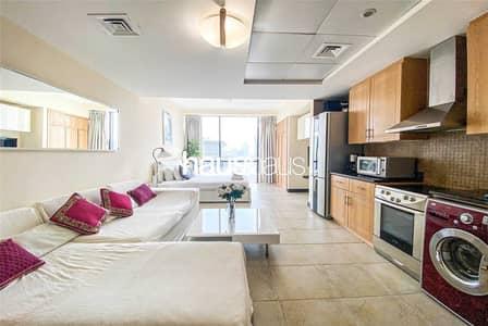استوديو  للبيع في أبراج بحيرات الجميرا، دبي - Studio | High Floor | 462 sq. ft | Rooftop Pool