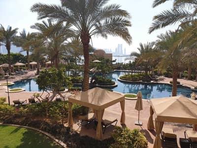 شقة 2 غرفة نوم للبيع في نخلة جميرا، دبي - Full Sea View   Amazing condition   Two Balconies