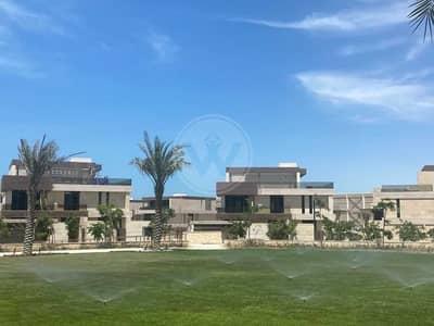 4 Bedroom Villa for Sale in Saadiyat Island, Abu Dhabi - Limited opportunity - sea view resale villa!