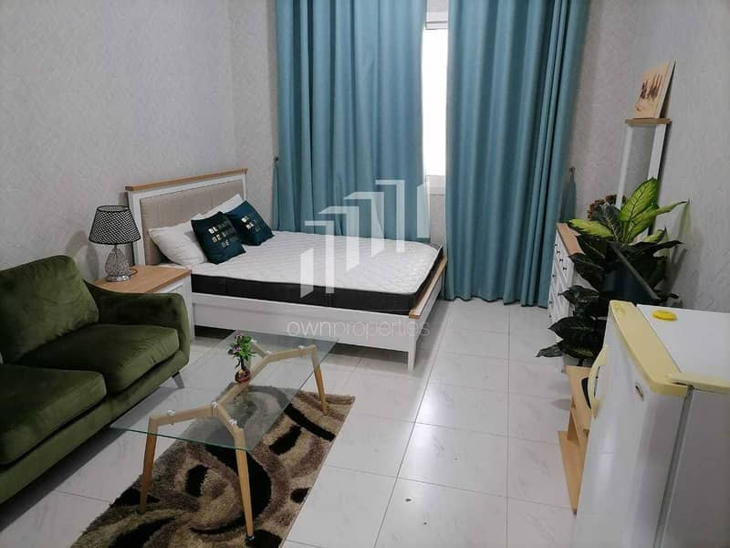 Fully Furnished   12 Cheques   Available Now