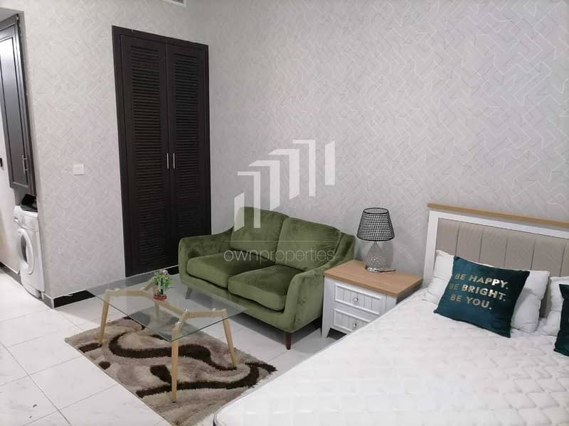 2 Fully Furnished   12 Cheques   Available Now