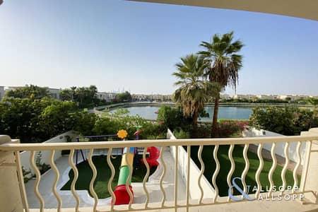3 Bedroom Villa for Sale in The Springs, Dubai - Upgraded | Full Lake View | 3 Bedroom