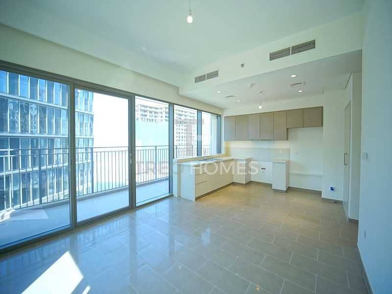 Vacant Sidra View High Floor Unfurnished