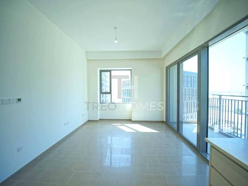 2 Vacant Sidra View High Floor Unfurnished