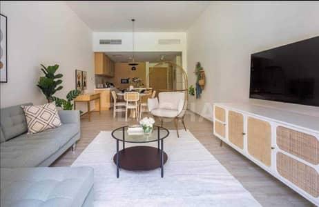 شقة 1 غرفة نوم للبيع في قرية جميرا الدائرية، دبي - Exclusive / Pool View / Fully Furnished