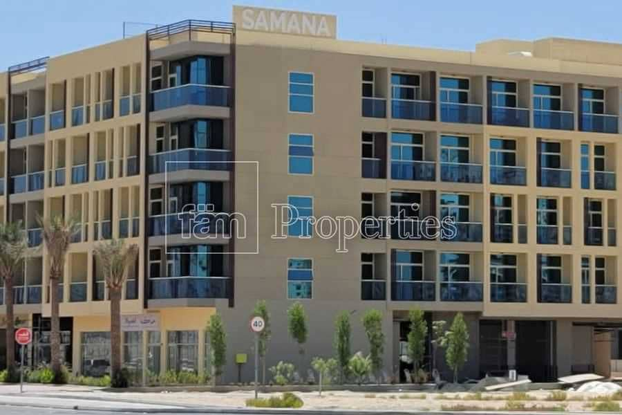 AMAZING 1 BED APT FOR SALE/SAMANA GREEN/ARJAN