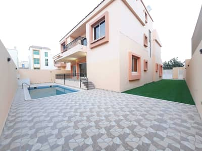 5 Bedroom Villa for Rent in Mohammed Bin Zayed City, Abu Dhabi - Private Entrance 5 Master Bedroom's Available In MBZ