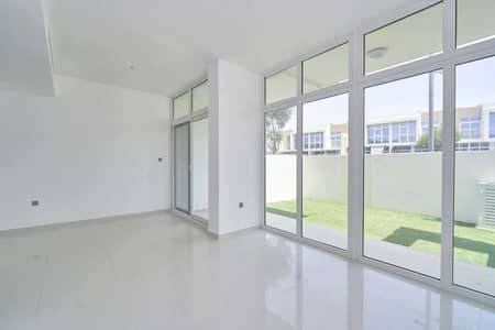 3 Bedroom Townhouse for Rent in DAMAC Hills 2 (Akoya Oxygen), Dubai - Beautifully Upgraded Single Row Townhouse