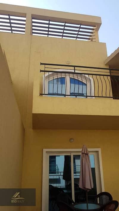 فیلا 5 غرف نوم للبيع في قرية جميرا الدائرية، دبي - فیلا في إنديجو فل 8 إنديجو فل قرية جميرا الدائرية 5 غرف 2200000 درهم - 5387469