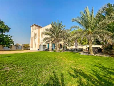 2 Bedroom Villa for Sale in Jumeirah Village Triangle (JVT), Dubai - PARK FACING / Rented 2Br+M / Corner Unit