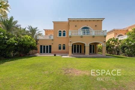 فیلا 5 غرف نوم للايجار في جميرا بارك، دبي - Available Soon | Large Plot | Vastu
