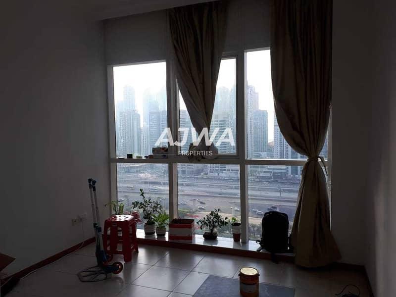 STUNNING VIEW OF DUBAI MARINA