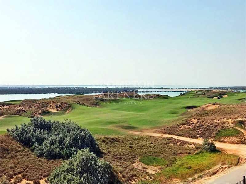 Partial Golf & Ferrari World views|Balcony