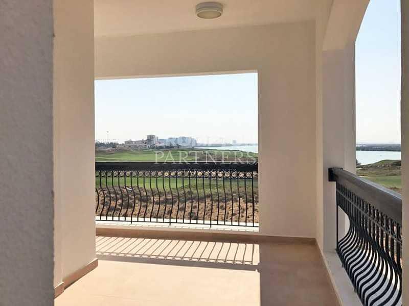 2 Partial Golf & Ferrari World views|Balcony