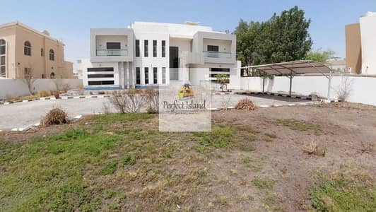 8 Bedroom Villa for Rent in Mohammed Bin Zayed City, Abu Dhabi - Stand Alone Luxury Living 8 BR + M | Pool | Driver | Huge Yard