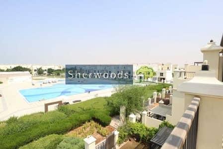 فیلا 3 غرف نوم للايجار في قرية الحمراء، رأس الخيمة - 3BR + Maid's |Fully Furnished | Swimming Pool View