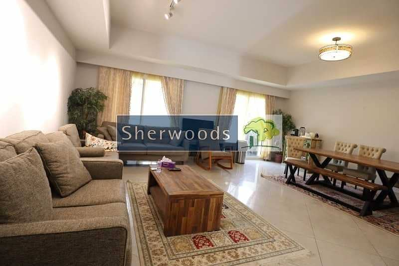 2 3BR + Maid's |Fully Furnished | Swimming Pool View