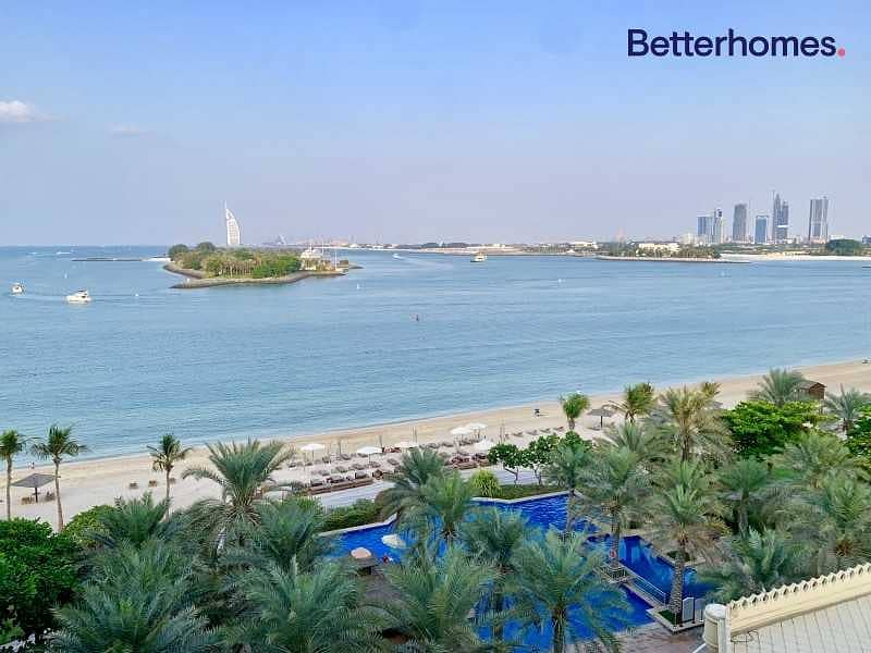 Full Sea View | High Floor | Upgraded |Rented