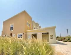 فیلا في امارانتا فيلانوفا دبي لاند 4 غرف 2149999 درهم - 5387825