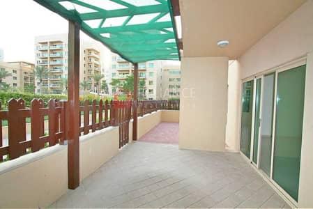 فلیٹ 2 غرفة نوم للايجار في الروضة، دبي - Avbl November | Private Garden | 2 bedroom + Study