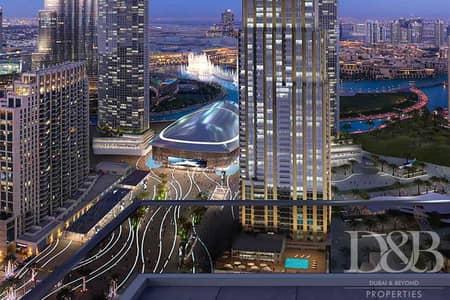2 Bedroom Apartment for Sale in Downtown Dubai, Dubai - 60/40 Payment Plan   No Commission   Best Deal