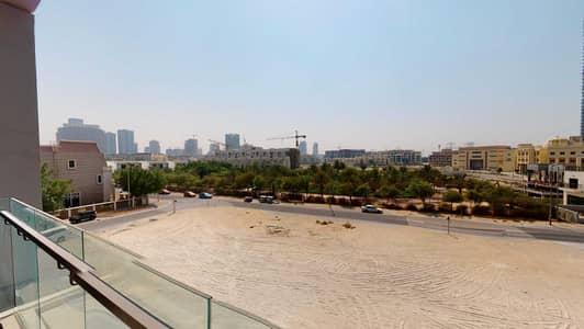 فلیٹ 1 غرفة نوم للايجار في قرية جميرا الدائرية، دبي - Brand new | Kitchen appliances | Community view