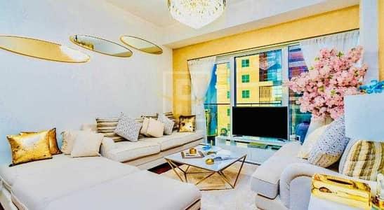 فلیٹ 2 غرفة نوم للبيع في دبي مارينا، دبي - Ready Fendi Finish | Stunning View | High Floor | ZVIP