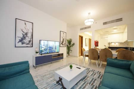 2 Bedroom Flat for Rent in Business Bay, Dubai - CANAL VIEW   BRAND NEW 2 BEDROOM APARTMENT   NO COMMISSION