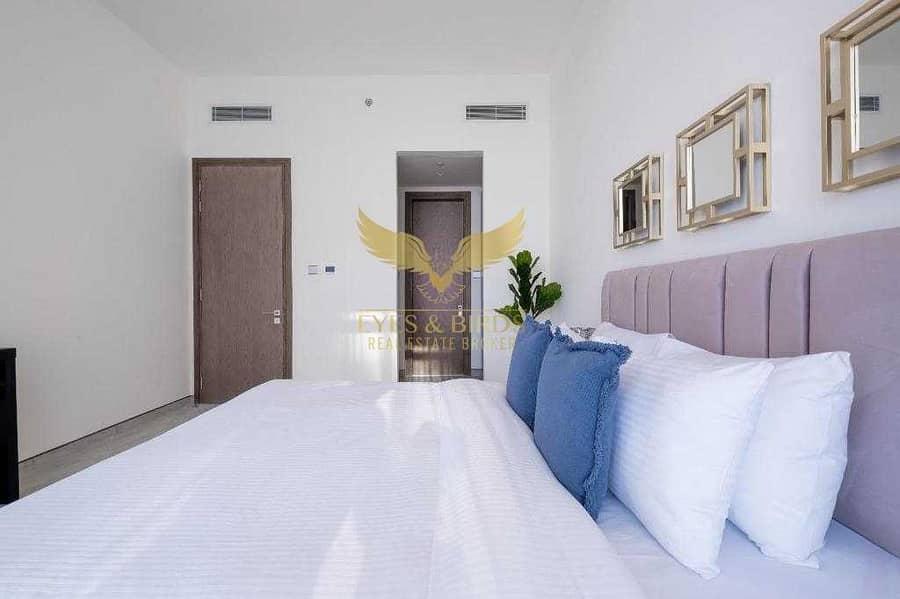 9 1 Bedroom Apartment | Luxury Furnishing | Business Bay