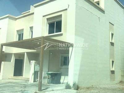5 Bedroom Villa for Sale in Al Reef, Abu Dhabi - Hot Deal! Corner Arabian Villa with Own Pool