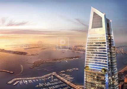 شقة 3 غرف نوم للبيع في دبي مارينا، دبي - Magnificent View | High Floor Ready | Luxury Fendi Finish | ZVIP