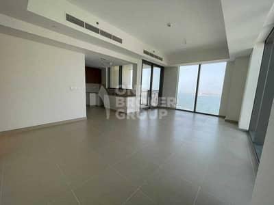 شقة 3 غرف نوم للايجار في دبي مارينا، دبي - Brand new | Dubai Eye view  | High Floor