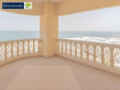 Studio for Rent in Al Hamra Village, Ras Al Khaimah - Full Sea View - Fewa Connected - Ready to Move In