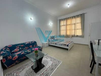 Studio for Rent in Khalifa City A, Abu Dhabi - 3100/M Studio w/ Eye-Catching Decoration