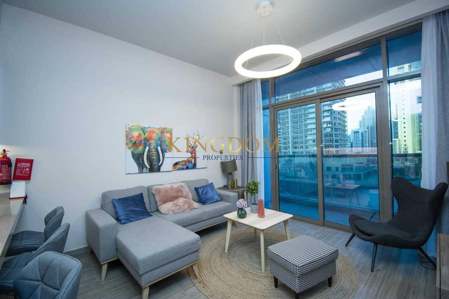 2 Luxury 1BR l Brand new l furnished l MBL l JLT