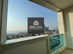 2 BHK Full SEA VIEW Closed kitchen