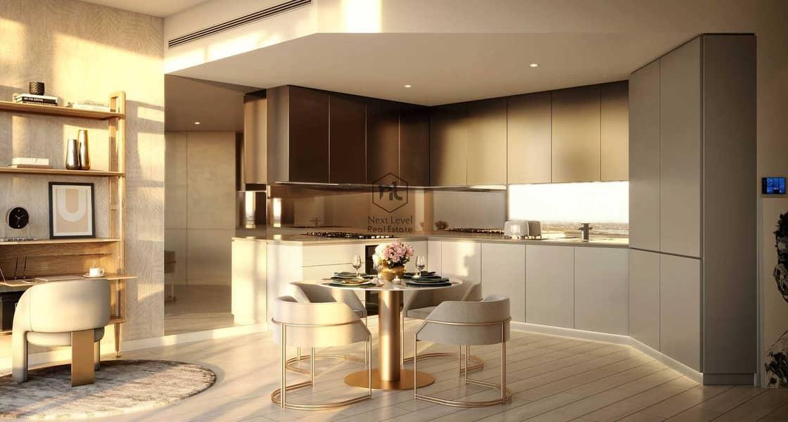 شقة في ريجاليا ديار الخليج التجاري 3 غرف 2248806 درهم - 5388279