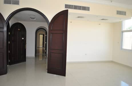 Bright & Spacious 3BHK with maids room & Parking in Muroor Area