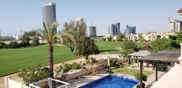 فیلا في نوفيليا فيكتوري هايتس مدينة دبي الرياضية 5 غرف 350000 درهم - 5388304