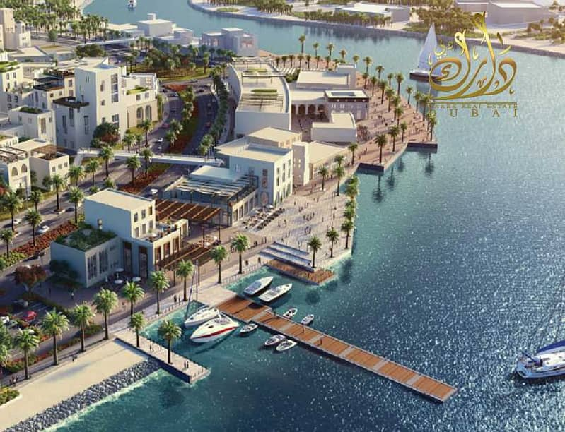 Maryam Island is the ultimate leisure and lifestyle destination