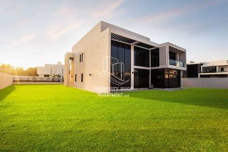 4 Bedroom Villa for Rent in Saadiyat Island, Abu Dhabi - Hot Price|Upcoming|4+Maid| Prime Location