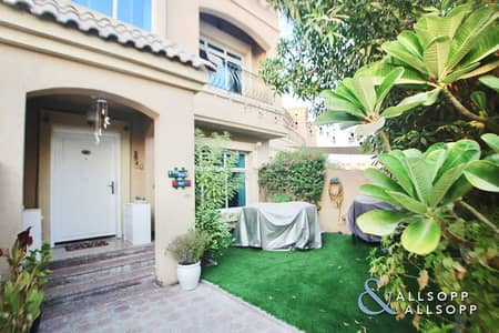 3 Bedroom Townhouse for Rent in Jumeirah Village Circle (JVC), Dubai - Exclusive | Upgraded | Large 3 Beds + Maid