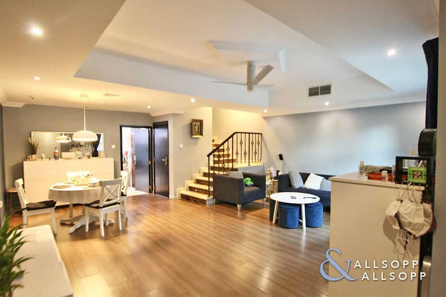 2 Exclusive   Upgraded   Large 3 Beds + Maid